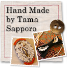 Hand made by Tama